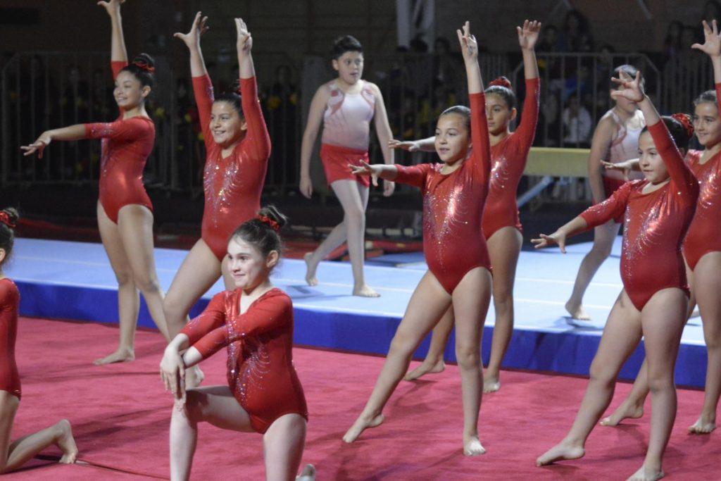 Gala gimnasia