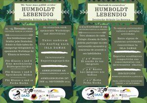 Humboldt Lebendig