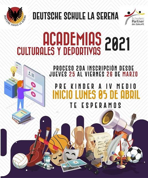 academias 2021